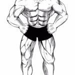 筋肉のび太君